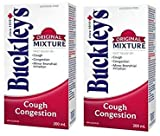BUCKLEYS Original COUGH CONGESTION Syrup Large 200