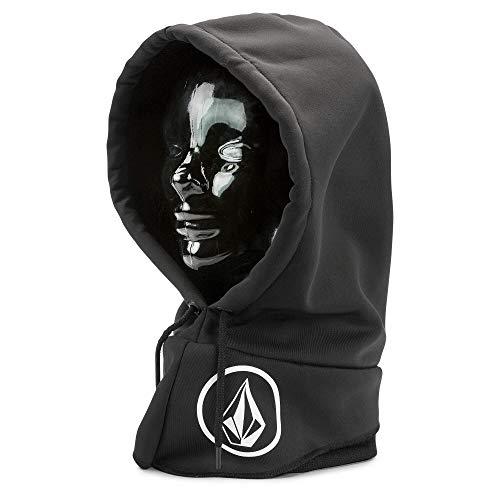 Volcom Men's V.CO Detached Hood Warmer, Black, One Size Fits All