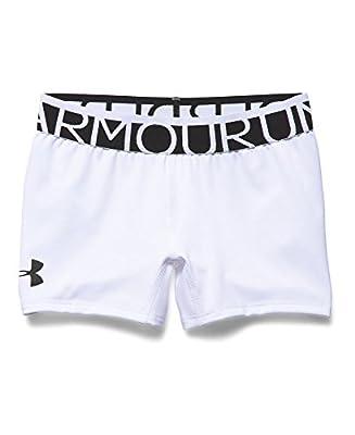 """Under Armour Girls' HeatGear Armour 3"""" Shorty"""