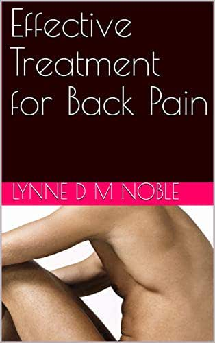 Effective Treatment for Back Pain