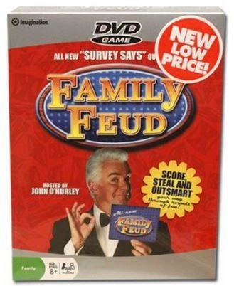 Family Feud DVD Game ()