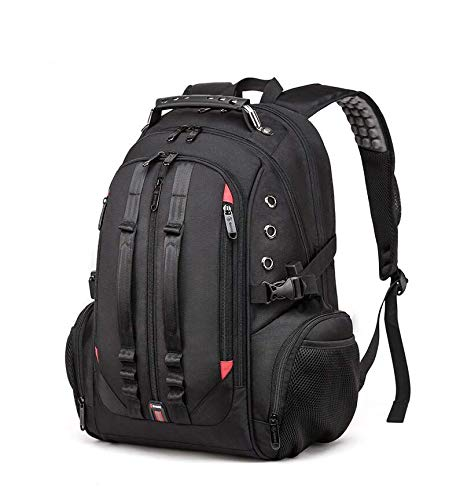 Polyester Travel USB Anti Theft Laptop Backpack