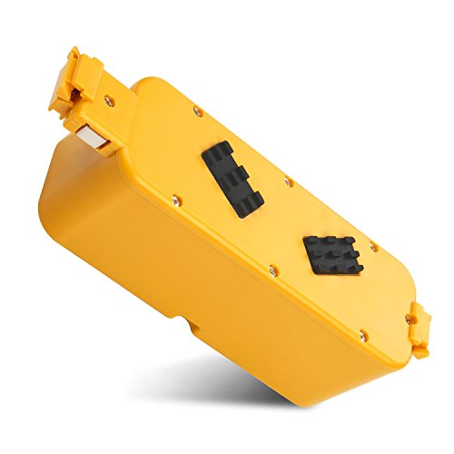 14.4V 3500mAh Ni-MH Replacement Battery for iRobot Roomba 400 series Roomba 400 405 410 415 416 418 4000 4100 4105 4110 4130 4150 4170 4188 4210 4220 4225 4230 4232 (3500 Mah Replacement)