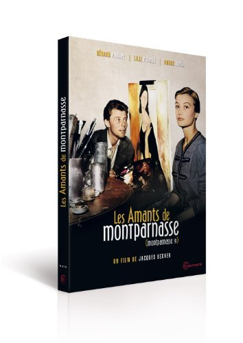Modigliani of Montparnasse ( Les amants de Montparnasse (Montparnasse 19) ) ( Hero of Montmatre ) [ NON-USA FORMAT, PAL, Reg.2 Import - France ] by Lino Ventura
