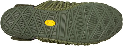 Vibram FiveFingers Men's Vibram Furoshiki Original Low-Top Sneakers, Green, 12 UK Green (Olive Olive)