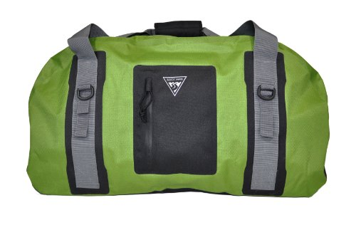 Seattle Sports Hydralight PVC Free Duffel Bag, Green