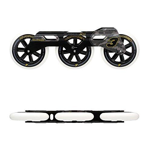 Rollerblade 3WD Urban Pack (1 Pr) Black EA