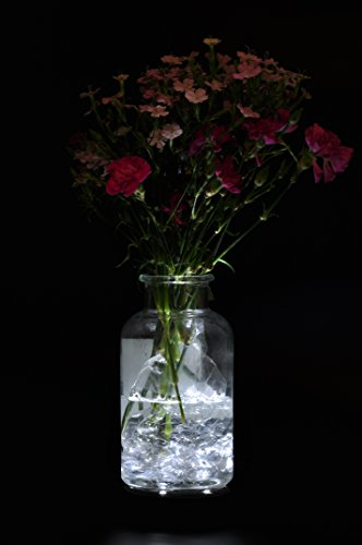 Amazon Kitosun 4inch Uplight Lamp Round Led Base Vase Light