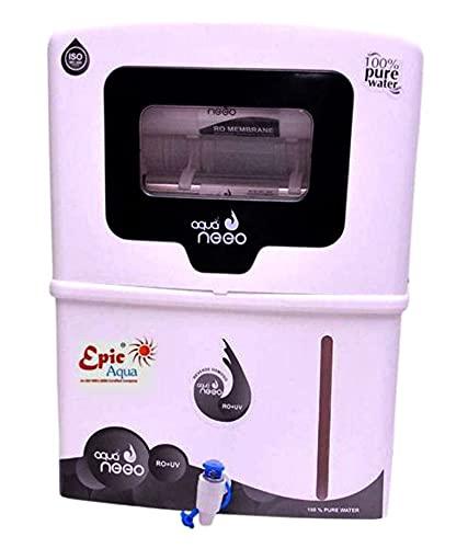 Aqua NEEO Ro+ UV + TDS Controller water Purifiers (Aqua NEEO Black)