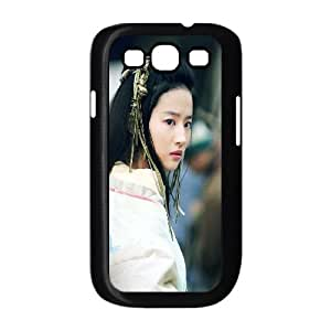 Samsung Galaxy S3 9300 Cell Phone Case Black hf81 liu yifei china star film actress model singer LV7897058