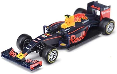 YN モデルカー 2016レッドブルレーシングRB12 3レーシングスタティックシミュレーション合金1:43玩具シミュレーションモデル(バージョン:2016レッドブルレーシングチームRB12 33) ミニカー