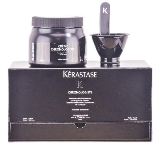 Kerastase Chronologiste Essential Restorative Concentrate for Women, 18 Count