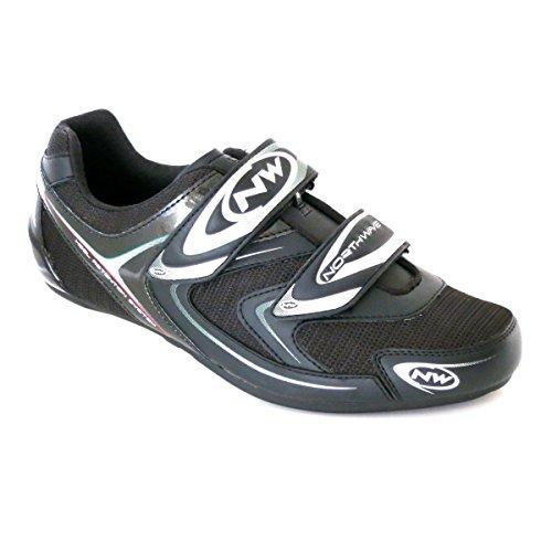 Mens Shoes Road White Black 36 Cycling Northwave EU Pro Jet fqBXE