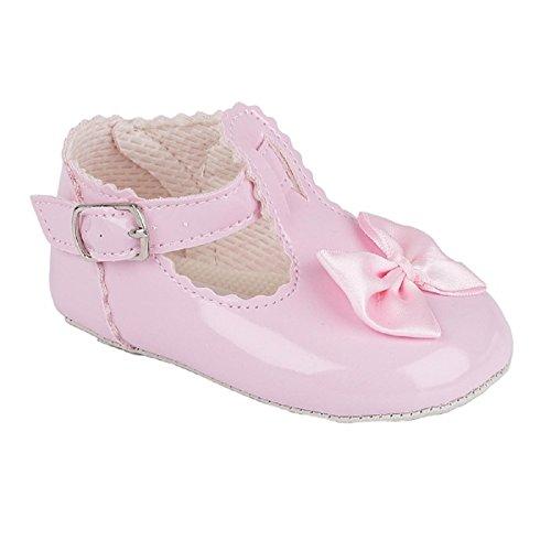 Junior JungleB861 - Zapatos con tacón chica Rosa - rosa (Pink Patent)