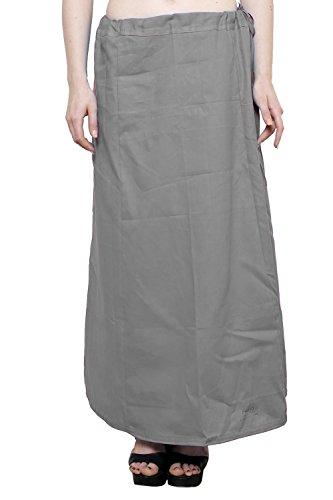Navyata - Falda - Skort - para mujer gris