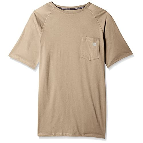 Cheap Dickies Men's Big and Tall Short Sleeve Performance Cooling Tee free shipping