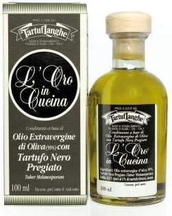 Tartuflanghe - ORO IN CUCINA ACEITE DE OLIVA VIRGEN EXTRA con ...
