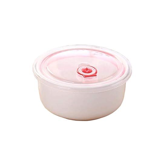 ZL-Porta alimentos Recipiente de microondas Recipiente de ...