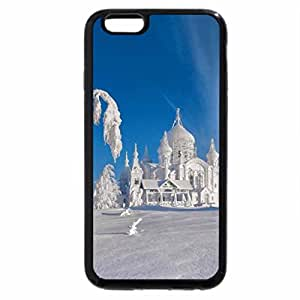 iPhone 6S / iPhone 6 Case (Black) ICE COLD DAY