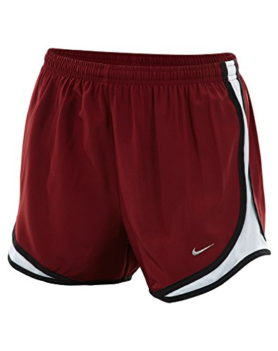 Red Tempo Nike Short Women's white black qtq5fTw