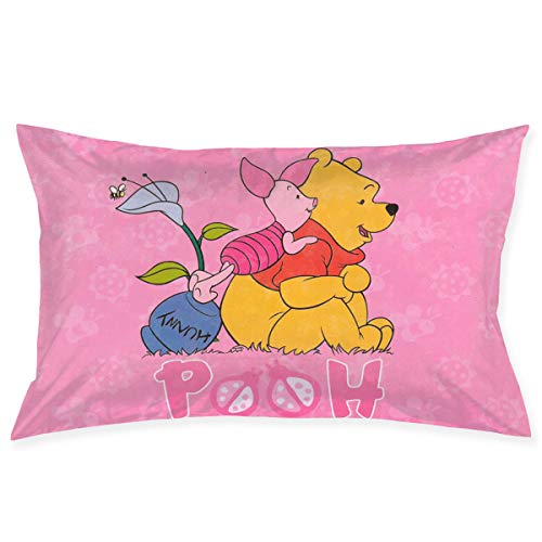 Pillow Cases Winnie Pooh Throw Cushion Covers Body Pillow Cover for Car Sofa Bed Home Decor 20