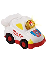 VTech Go! Go! Smart Wheels White Race Car BOBEBE Online Baby Store From New York to Miami and Los Angeles