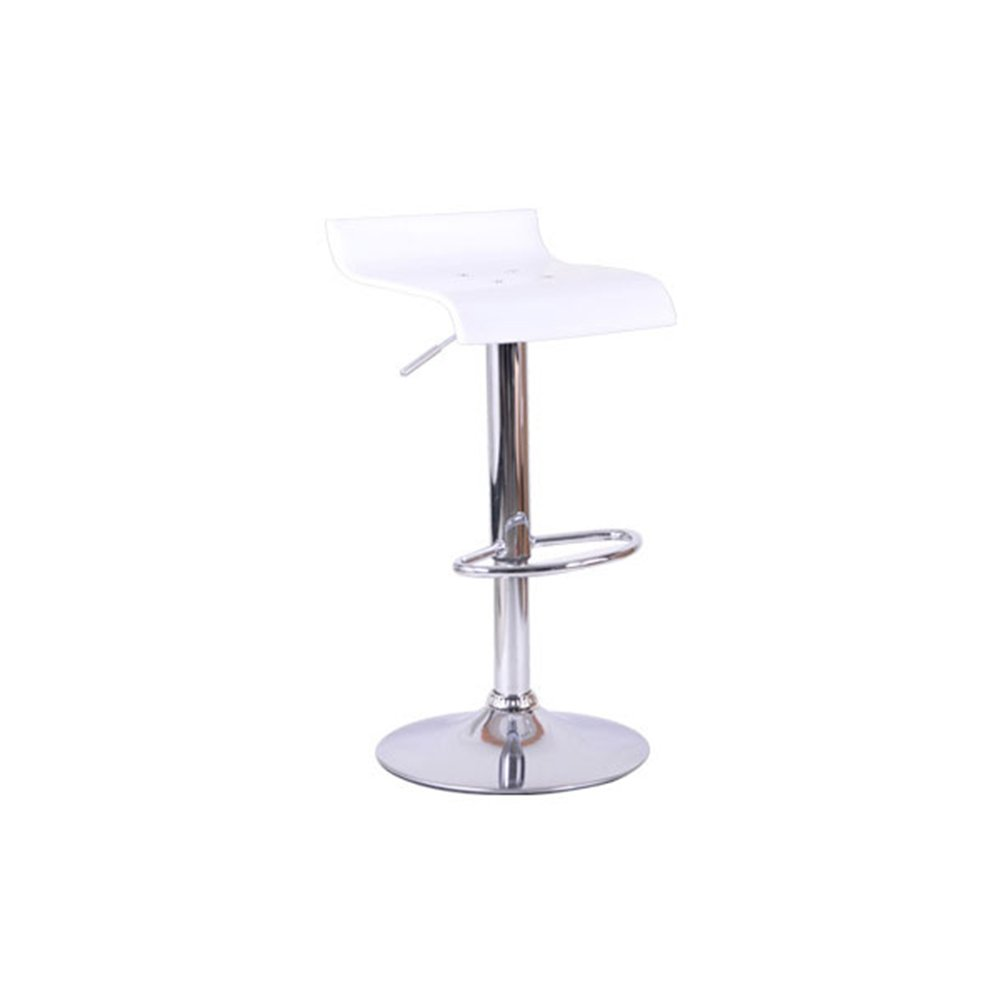8 Nationwel@ Bar Chair - Simple Fashion Counter Chair Lift Acrylic Bar Chair Bar Chair Bar Stool Bar Stool Swivel Chair (Multicolor Optional) (color   4)