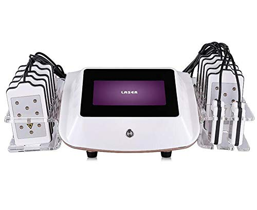 YAMEIJIA 160MW Diode Fat Burning Corps Anti-Cellulite Sculpting Tapis Perte Poids Beaute Minceur Machine Spa Salon