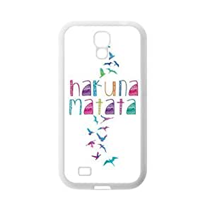 Colorful Free Birds Freedom Hakuna Matata Rubber Cell Phone Cover Case for SamSung Galaxy S4,SIV Cases
