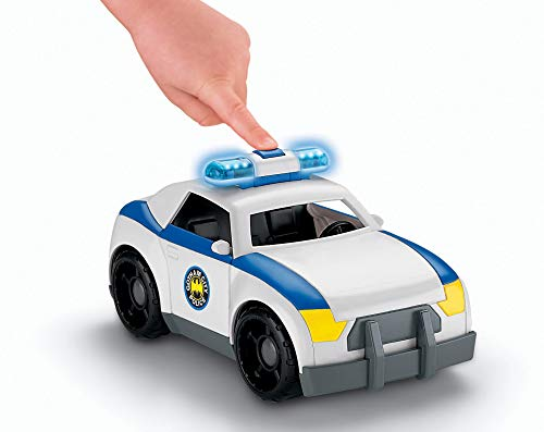 Imaginext DC Super Friends Commissioner Gordon and Police Car - coolthings.us