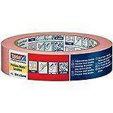 Tesa - Cinta de carrocero para superficies delicadas (50 m x 25 mm, para interiores)