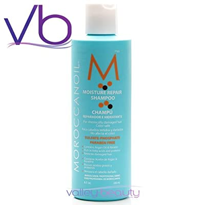 Moroccanoil Moisture Repair Shampoo, 8.5 Ounce