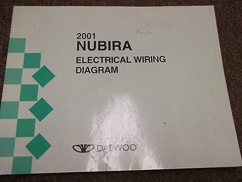 2001 Daewoo Nubira Wiring Diagram | Wiring Diagram on