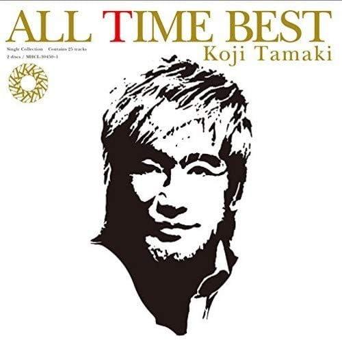 [Album] 玉置浩二 – All Time Best (2017.05.31/MP3/RAR)