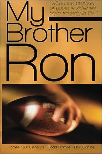 My Brother Ron: Volume 1: Amazon.es: Cisneros, Mr. James C ...