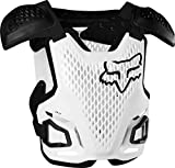 Fox Racing 2020 R3 Roost Deflector (Small/Medium) (White)