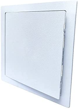 SUMASAI Plumber Access Panel Access Panel 12 x 12 inch access door with removable hinged door. Durable plastic drywall access panel