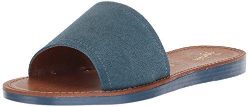 Sandalo Da Scivolo Per Donna Delle Seychelles Blu