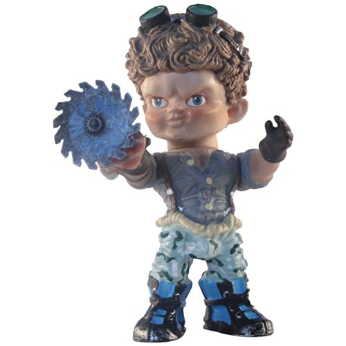 "Romper Zombie Hunter Georgie 4"" Vinyl Action Figure"