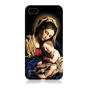 Ecell Mother Mary And Baby Jesus Religious Image Hard Back Case For Apple iPhone 6 4.7