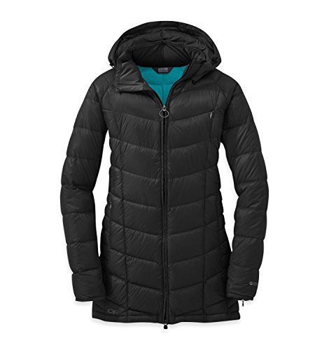 Women's Outdoor Sonata XS Black Research Rio Down Parka 5qfExAwqr