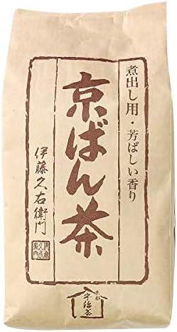 伊藤久右衛門 お茶 京ばん茶 番茶 茶葉 300g袋入り