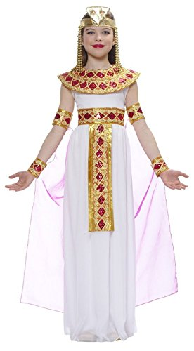 Costume Culture Cleopatra Egyptian Queen Kids Costume,