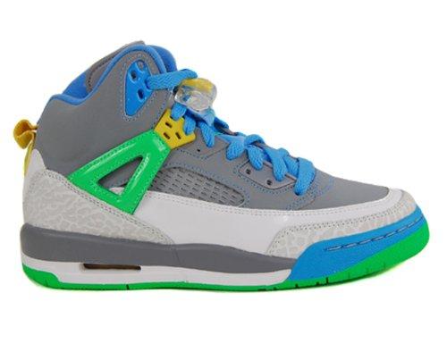 Jordan Nike Air Spizike (GS) Boys Basketball Shoes 317321-056 Stealth 4.5 M US (Air Jordan Spizike Gs)