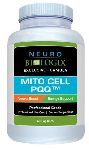 Neurobiologix - Mito Cell PQQ (60 Capsules)
