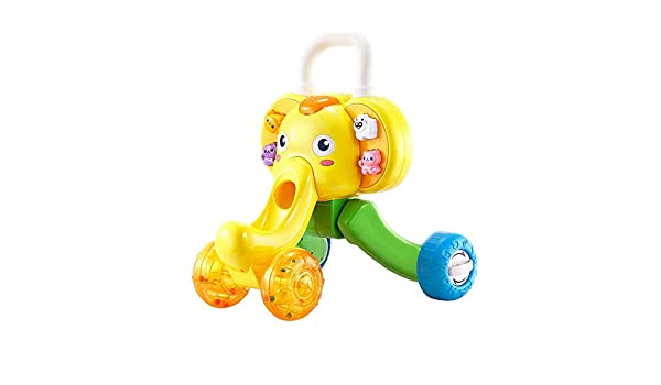 Wangxiaoxia-Baby Andador Perrito Primeros Pasos Elefante ...