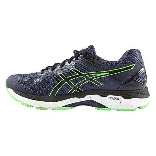Black Blue Gt Mens Gecko and Indigo 9 Asics 10 5 US 44 2000 Running UK India Green Shoes EU dxYfX5gn