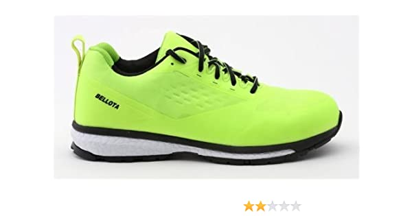 Bellota running Zapato run negro s1-p talla 43