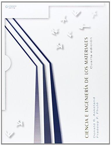 Descargar Libro Ciencia E Ingenieria De Los Materiales Pradeep Fulay