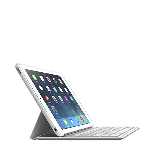 Amazon.com: Belkin QODE Ultimate Pro Keyboard Case For IPad Air ...